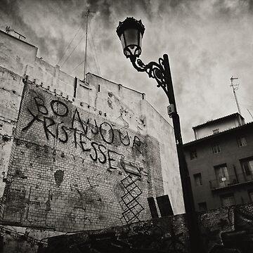 Bonjour Tristesse by Daniel-PdlP