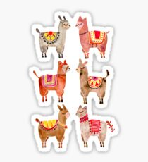 Alpacas Sticker