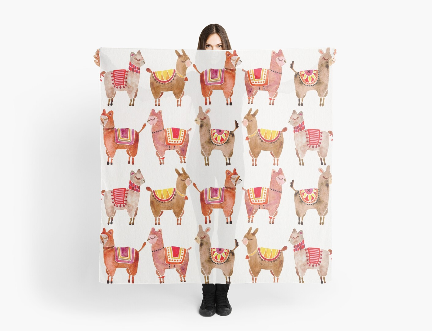 Alpacas by Cat Coquillette