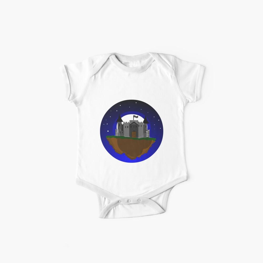 Castillo en el cielo Bodies para bebé