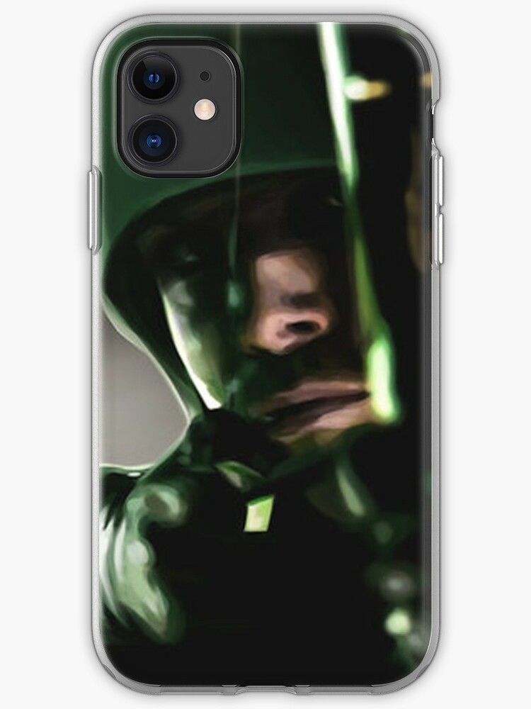 ARROW TV SERIES CHARACTERS iphone case