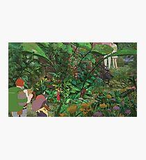 Arrietty x Sprited Away Photographic Print