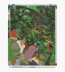 Arrietty x Sprited Away iPad Case/Skin