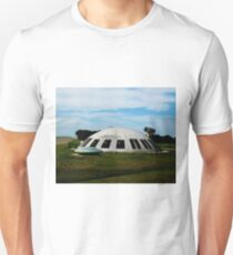 A SPACESHIP HAS LANDED-->PEGASUS STARSHIP VARIOUS APPAREL Unisex T-Shirt