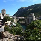 Mostar, 2015 von rasim1