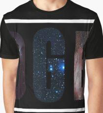 DGB Space Design Graphic T-Shirt