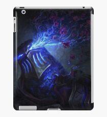 Floral Zed iPad Case/Skin