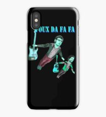 Flight of the concords iPhone Case