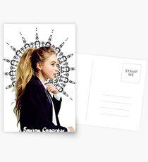 Sabrina Carpenter Postcards