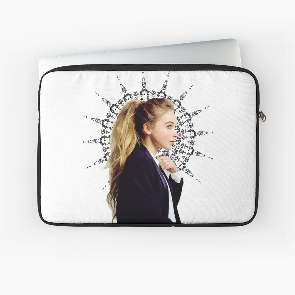 Sabrina Carpenter Laptop Sleeve