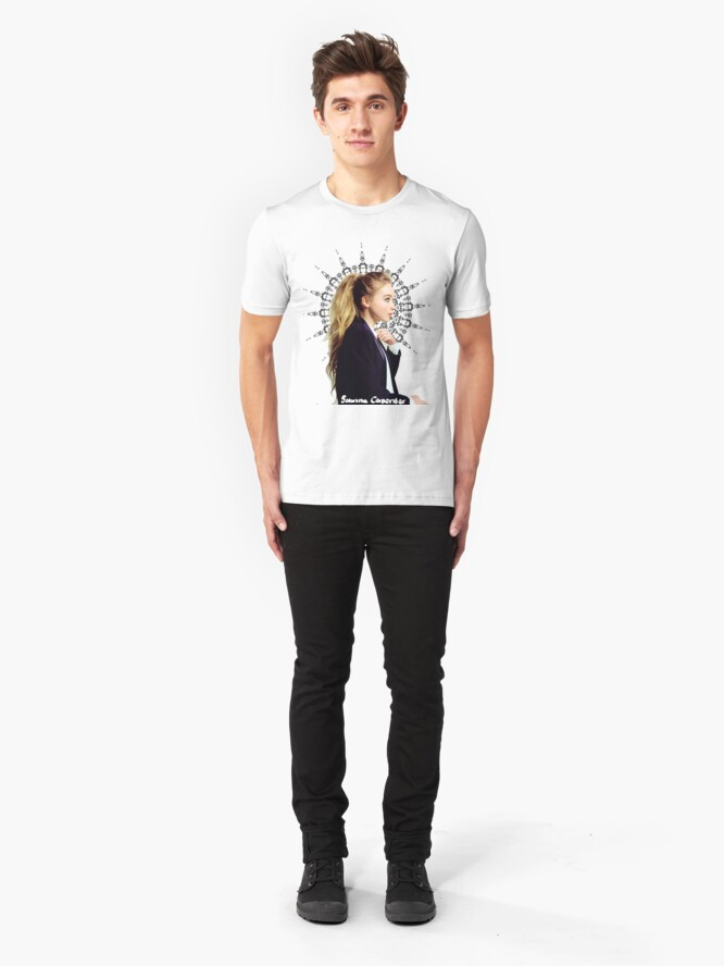 Alternate view of Sabrina Carpenter Slim Fit T-Shirt