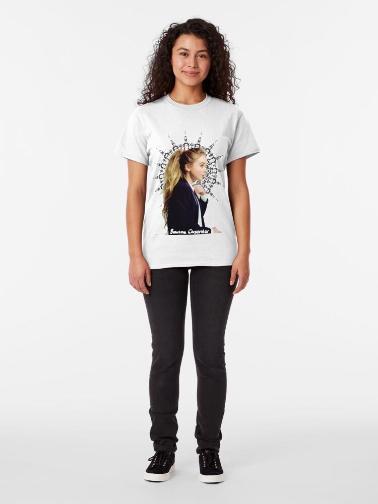 Alternate view of Sabrina Carpenter Classic T-Shirt