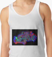 Neon 1930 Cadillac Tank Top