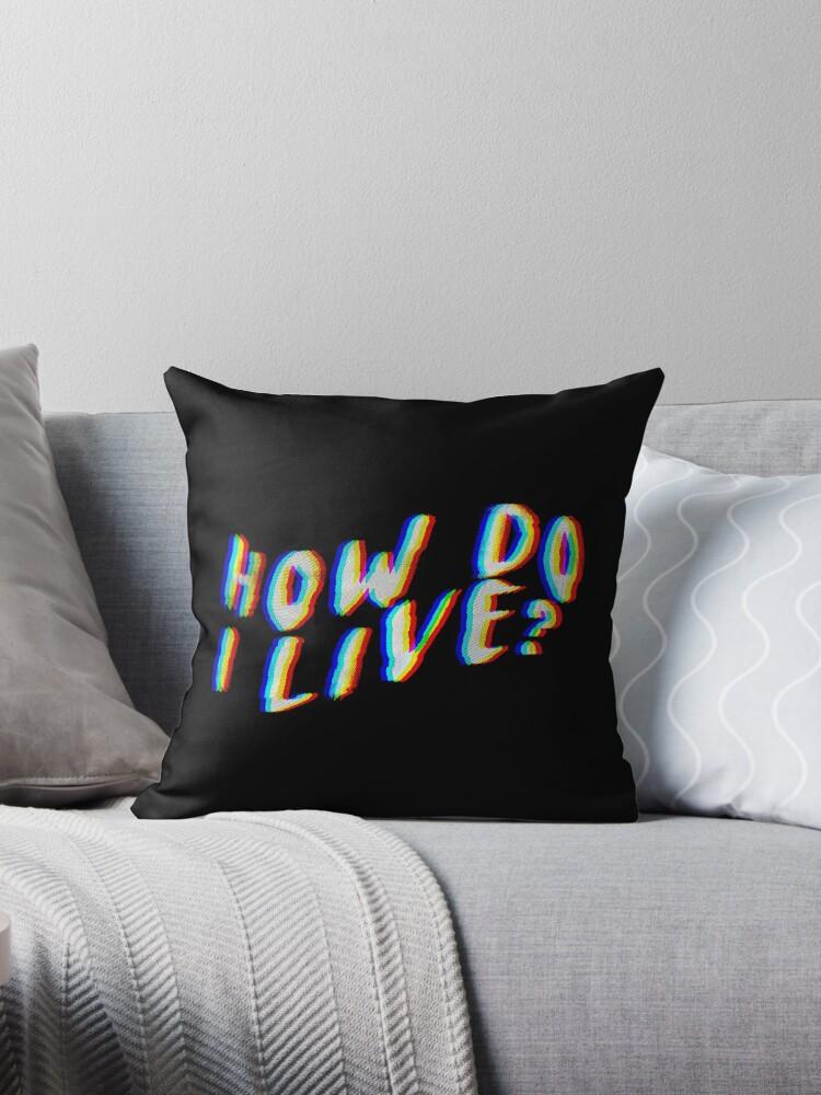 Wie lebe ich? von clearlywitches