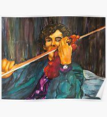 Sherlock and the Violin Poster