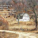 The Sanctuary by wiscbackroadz
