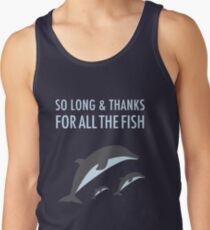 Hitchhikers Guide to the Galaxy Tank Top