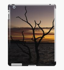 Taylors Lake - Sunset iPad Case/Skin