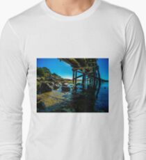 Granite Island Causeway Long Sleeve T-Shirt