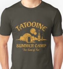 Tatooine Summer Camp Unisex T-Shirt
