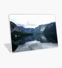 Picturesque Lake in Hallstatt, Austria (1) Laptop Skin