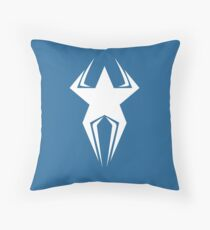 American Spider Throw Pillow