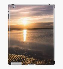 Vinilo o funda para iPad Beautiful Ocean Tide Out Sunset