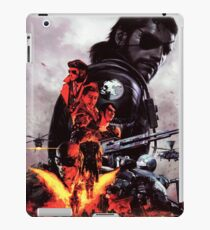 Metal Gear Solid V - The Phantom Pain iPad Case/Skin