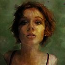 Composure - Portrait by Galen Valle