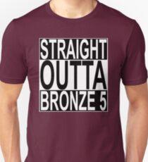 Straight Outta Bronze 5 Unisex T-Shirt