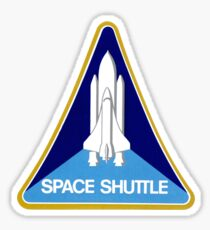 Space Shuttle Sticker