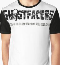supernatural ghostfacers Graphic T-Shirt