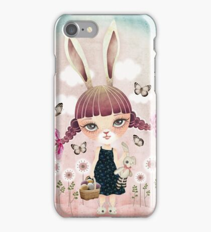 Sugar Bunny iPhone Case/Skin