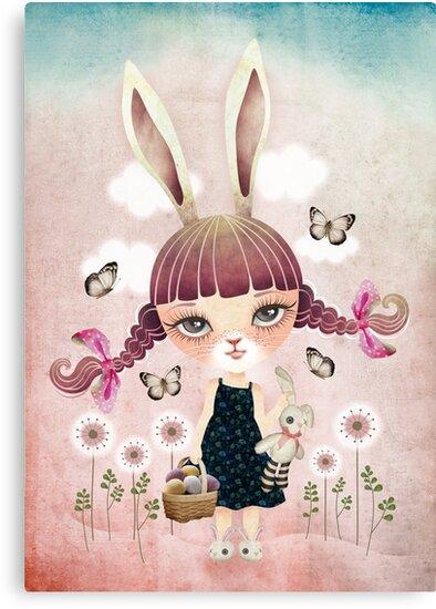 Sugar Bunny by sandygrafik