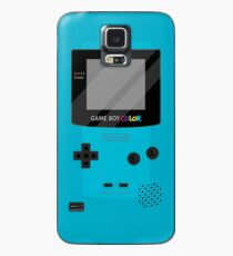 Funda/vinilo para Samsung Galaxy Gameboy Color - Teal