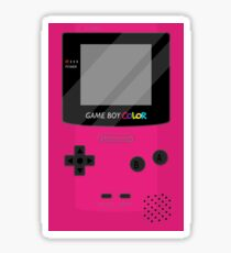 Gameboy Color - Berry Sticker