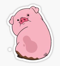waddles Sticker