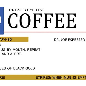 Paging Dr. Espresso! by boltage69
