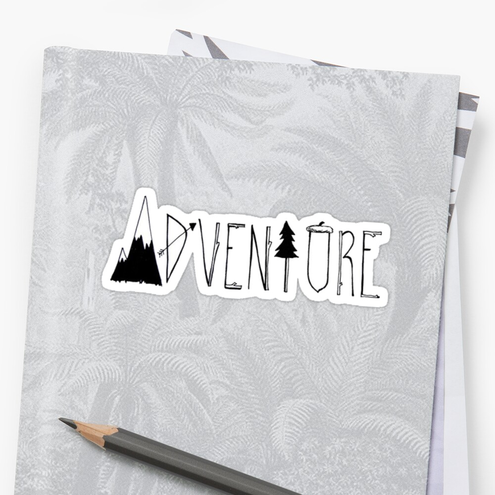Adventure by Audrey Metcalf