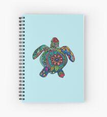 Tortuga marina Cuaderno de espiral
