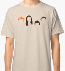 Viv, Neil, Mike & Rick. Classic T-Shirt