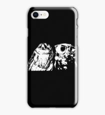 Wise Guys iPhone Case/Skin