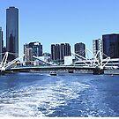 Yarra River Docklands 2015 by maureenclark