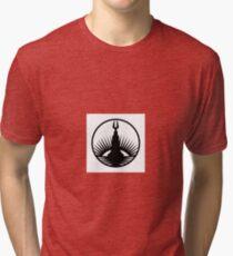 Bioshock Rapture Logo - Minimalistic Tri-blend T-Shirt