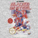 Blades of Steel by johnbjwilson