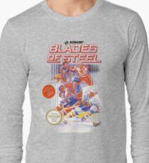Blades of Steel Long Sleeve T-Shirt