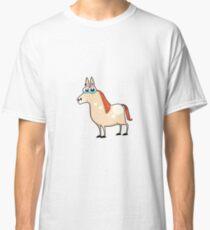 horse, animal farm Classic T-Shirt