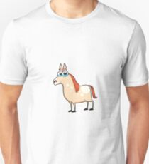 horse, animal farm Unisex T-Shirt