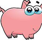pig, animal farm by kidshop
