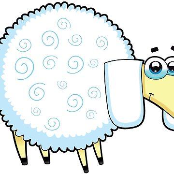 sheep, animal farm by kidshop